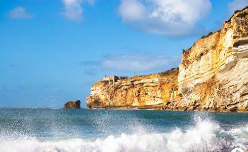 Nazaré e o Mar