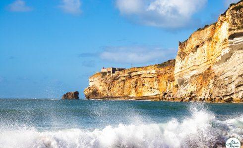 Nazaré and the Sea