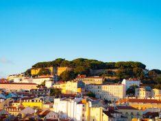 The Seven Hills of Lisbon